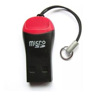 Adaptador Lector Memoria Microsd A Usb Memorias