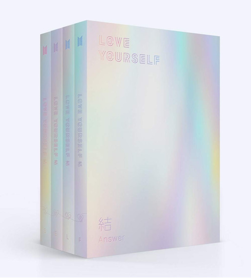 Bts Kpop Album Love Yourself Answer Original - Com Brinde