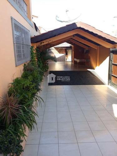 Imagem 1 de 19 de Sobrado Com 3 Dorms, Jardim Ouro Preto, Taboão Da Serra - R$ 800 Mil, Cod: 4098 - V4098