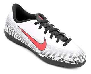 Tenis Futsal Nike Vapor 12 Neymar Infantil Original + Nf