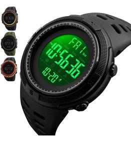Relógio Masculino Militar À Prova Dágua 1251