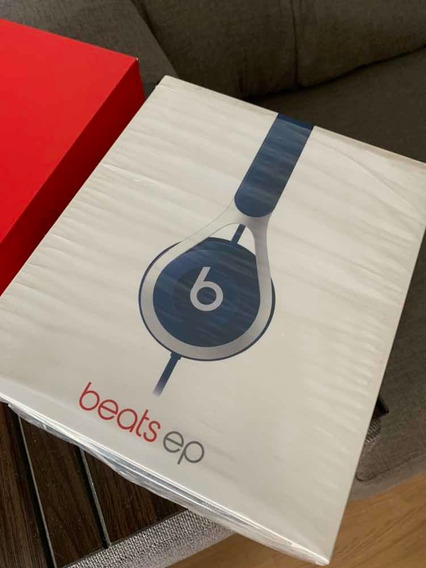 Fone De Ouvidos Beats Ep Azul (on-ear Headphone)