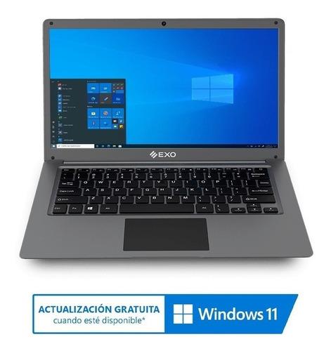 Imagen 1 de 7 de Notebook Exo Intel Celeron 300gb Ssd 4gb Ram Ddr4 Windows