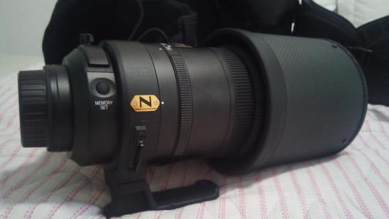 Nikon Af-s Nikkor 300mm F/2.8g Ed Vr Ii Lente
