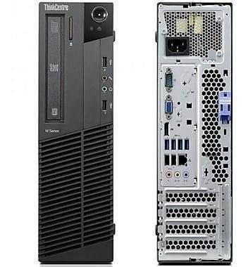 Cpu Com Monitor17 Core I5 2°geração Hd500gb Usado C Garantia