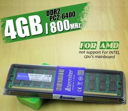 Memoria Ram 4gb Ddr2 P/ Amd