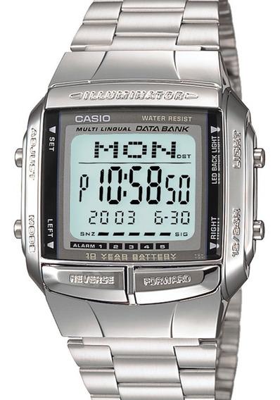 Relógio Masculino Casio Retro Db-360-1adf - Nota Fiscal