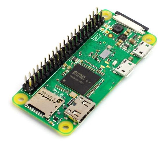 Raspberry Pi Zero W Arm 512 Mb Wifi Bluetooth 1 Ghz