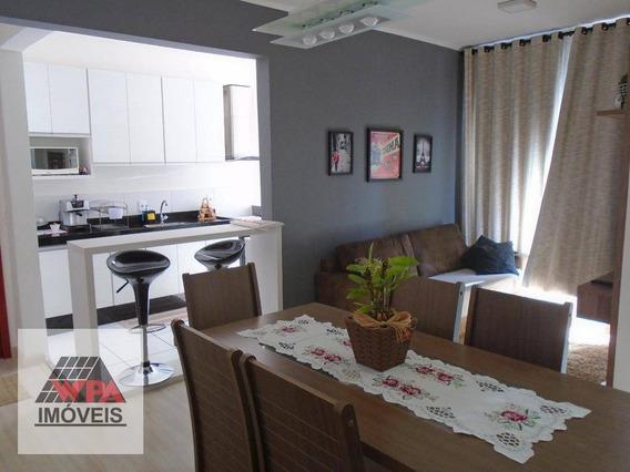 Apartamento À Venda, 66 M² Por R$ 239.000,00 - Jardim Cândido Bertini - Santa Bárbara D