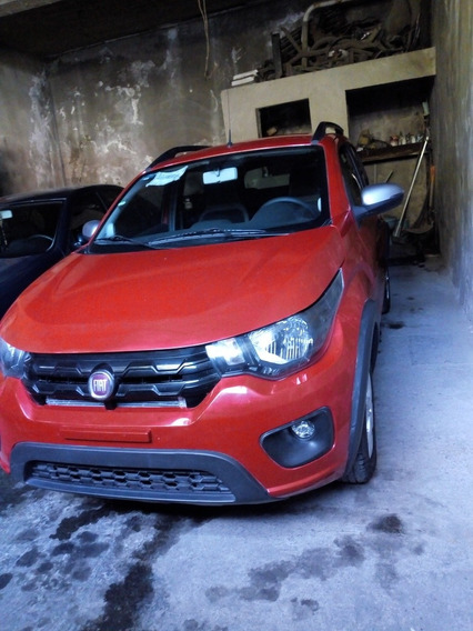 Fiat Mobi 1.0 Easy Mt 2019