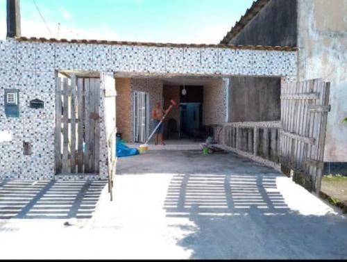 3 Casas, Lado Praia! Amplo Lote, 3 Quartos, Com Edícula