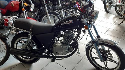 Intruder 125 2011 Linda Moto Ent 850 12 X $ 510 Rainha Motos