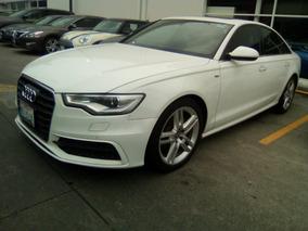 Audi A6 2.0 S-line Multitronic 180cv Cvt 2013