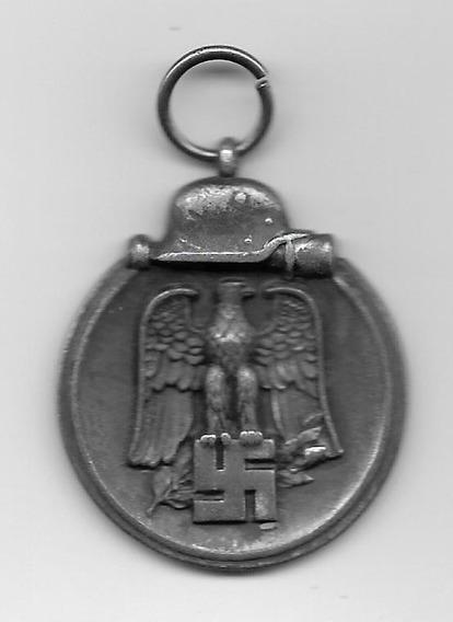 Medalha Militar Nazista Da Frente Oriental 1941 / 1942
