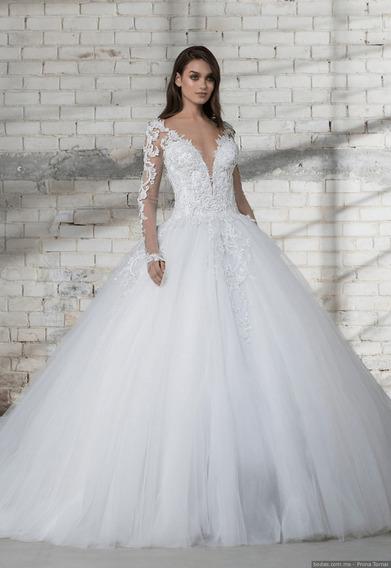 Bello Vestido De Novia Diseño Y Confección, Corte Honor