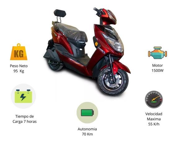 Scooter Electrico Empadronamiento Gratis + Casco Regalo.