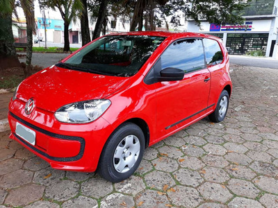 Volkswagen Up! 1.0 12v E-flex Take Up! 2p 2015