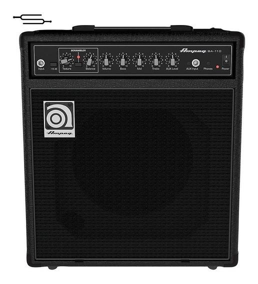 Amplificador Bajo Ampeg Ba110 V2 40w 1 X 10 - Envio