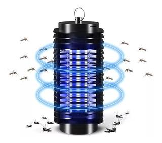 Lampara Repelente Electrica Mata Mosquitos Mosca Interior /e