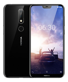 Nokia X6 6gb Ram 64gb Arm Snap 636, Android 9, 5.8pol+brinde
