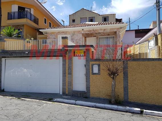 Casa Terrea Em Parada Inglesa - São Paulo, Sp - 314233