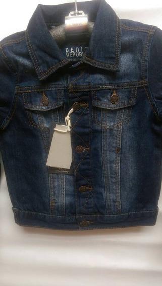 Chaquetas Jeans Para Niños Y Niñas (15v)
