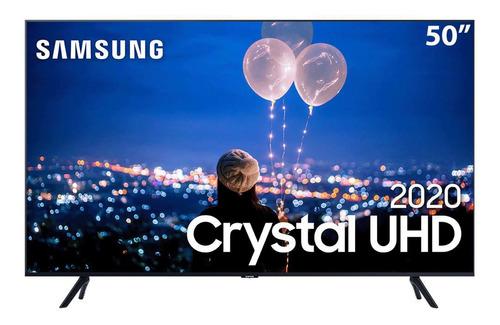 Smart Tv Led 50  Uhd 4k Samsung 50tu8000 Crystal Uhd, Borda
