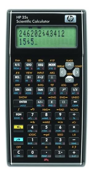Calculadora Cientifica Programável Hp 35s