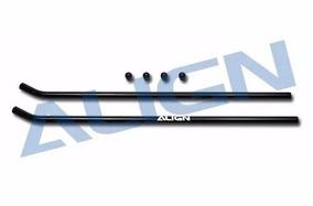 Skid Pipe Trex 550 - Novo