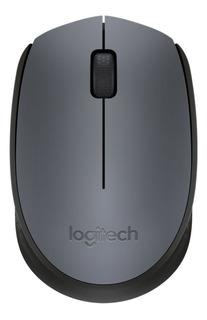 Mouse Wireless Logitech M170 Grey