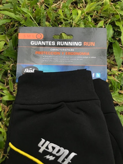 Guantes De Running Run - Flash Sports