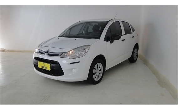 Citroen C3 1.5 Origine 8v Flex 4p Manual