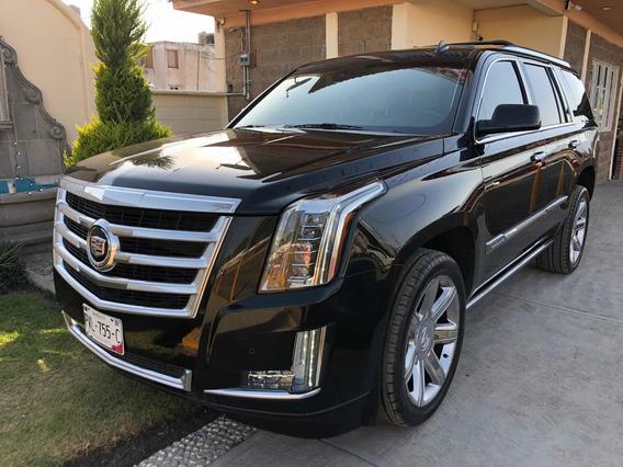 Cadillac Escalade 6.2 Paq P Premium 4x4 At 2015