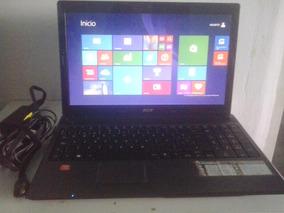 Laptop Acer Aspire Serie 5250 Amd Dual Core