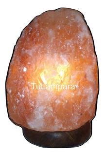 Lampara Piedra Del Himalaya 1,65 A 2,3 Kgs. Envio A T/ El Pa