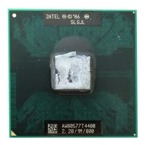 Processador Para Notebook Dual -t4400 2.20/1m/800