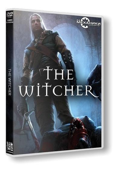 The Witcher 1 Enhanced Edition - Dvd Pc - Frete 8 Reais