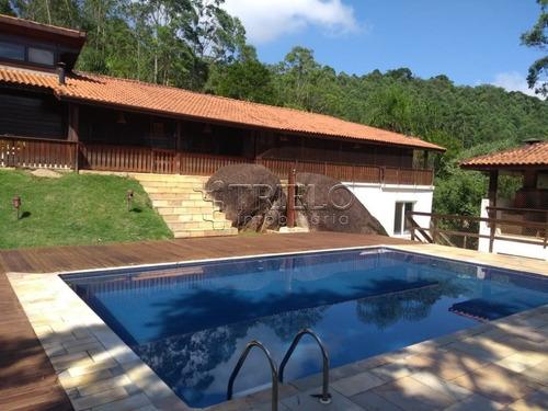 Imagem 1 de 15 de Venda-chacara Com 26.000 M²-05 Dorms-04 Suites-jardim Ponte Grande-mogi Das Cruzes-sp - V-2546