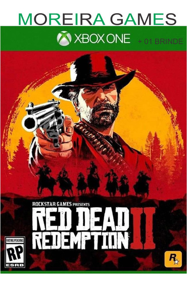 Red Dead 2 Xbox One Digital + Brinde