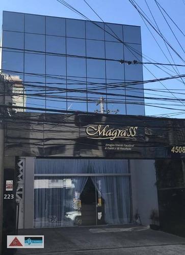 Prédio À Venda, 426 M² Por R$ 3.200.000,00 - Vila Gomes Cardim - São Paulo/sp - Pr0151