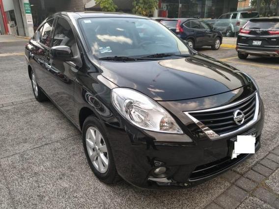 Nissan Versa 4p Advance Tm5 A/ac. Ve F. Niebla Ra-15