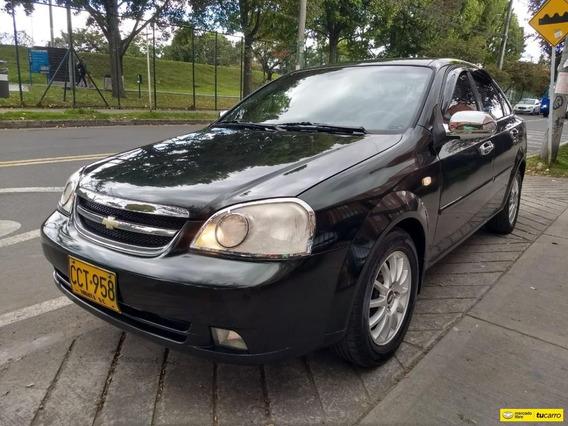Chevrolet Optra Mt 1.4 Fe