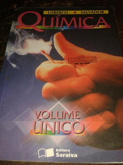 Química Único - Usberco & Salvador