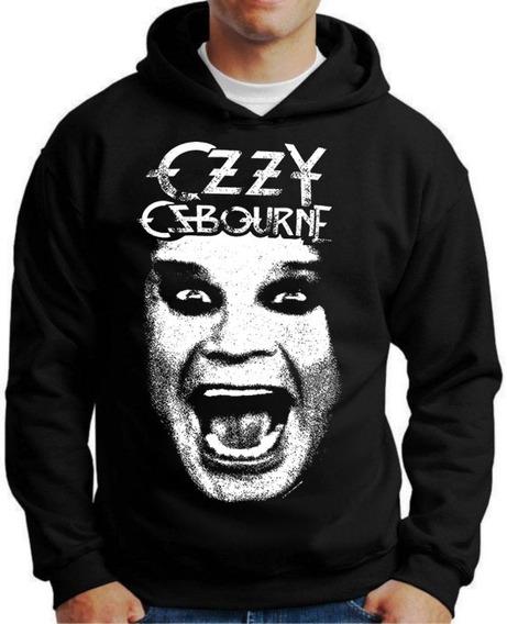 Blusa Moletom Ozzy Osbourne Frete Gratis!!!