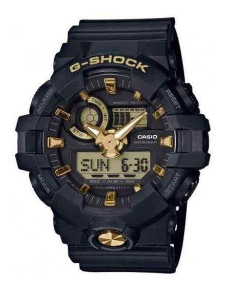 Relógio Casio G-shock Masculino Ga-710b-1a9dr