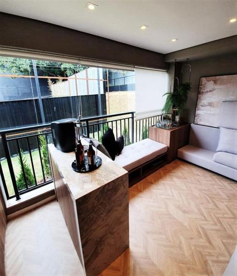 Apartamento Para Venda Em São Paulo, Ipiranga, 2 Dormitórios, 1 Suíte, 2 Banheiros, 1 Vaga - Lv006-b_2-1048335