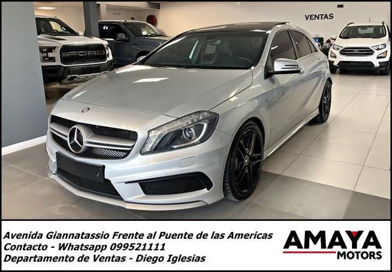 Mercedes-benz Clase A 45 Amg 4 Matic !! Unicooo!! Amaya