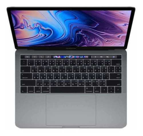 Macbook Pro 13.3  Touch Bar I7 256gb  Ssd Space Gray 2019