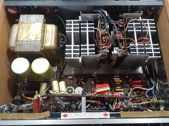 Amplificador Gradiente Pro 200mkll