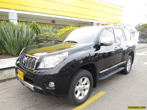 Toyota Prado Tx-l 3.0 Diesel 4x4 At 7 Pts